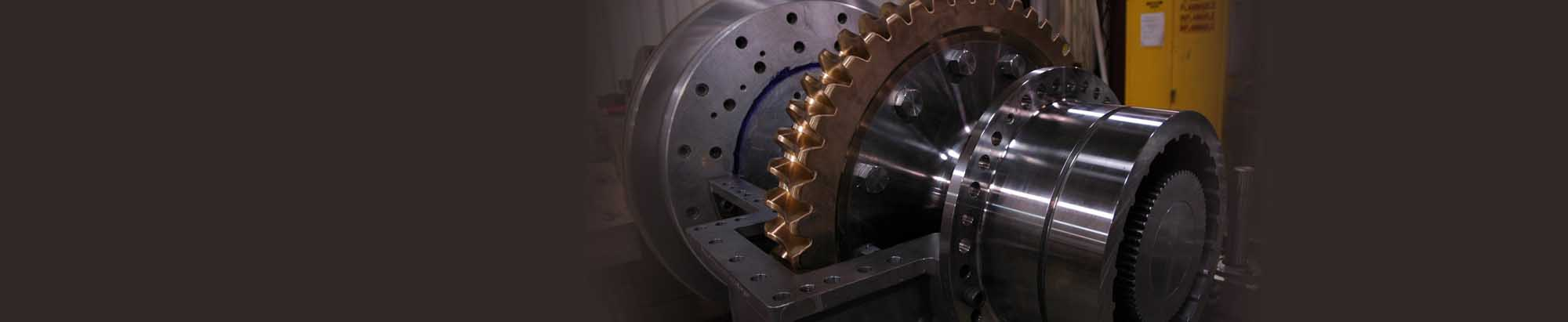 Image of a gear